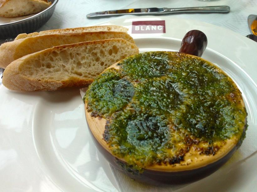 Snails - Brasserie Blanc