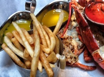 Burger Lobster