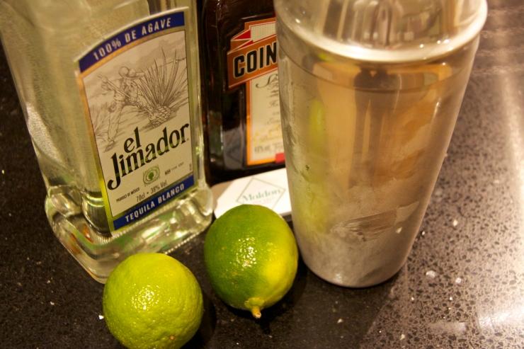 Cocktail Shaker Margarita