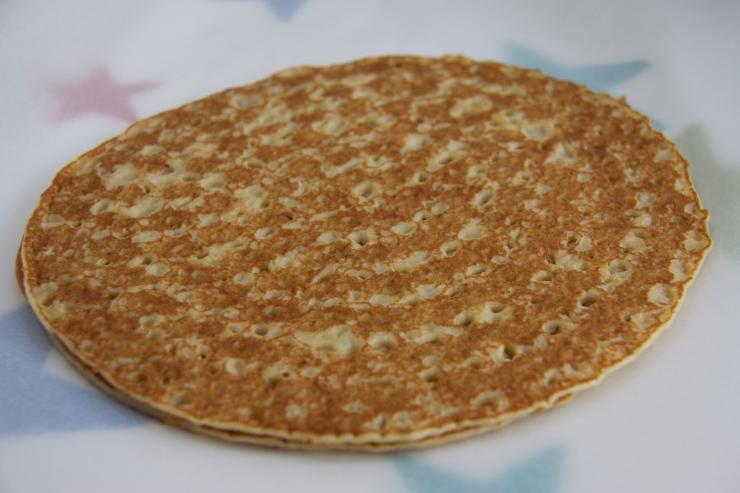 Abra-ca-Debora pancake