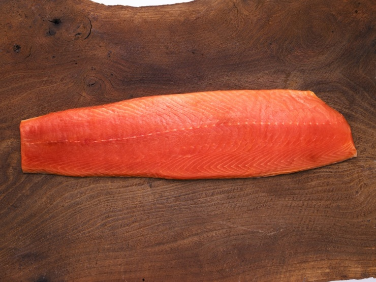 Smoked Salmon Chesil Smokery