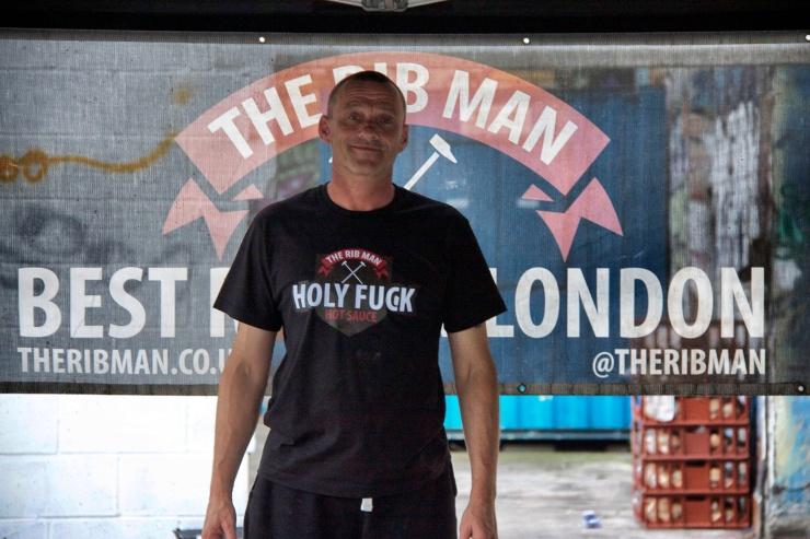 Mark Gevaux The Rib Man