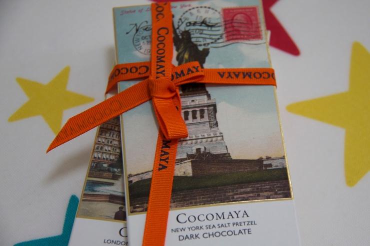 Cocomaya chocolate