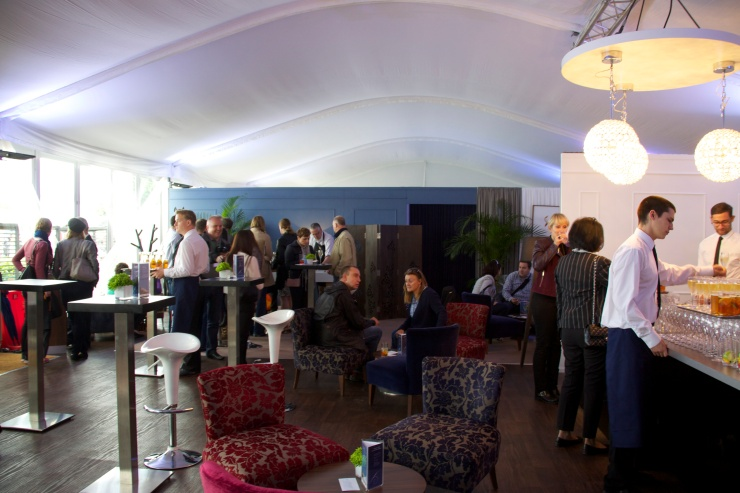 British Airways Executive Lounge, Taste