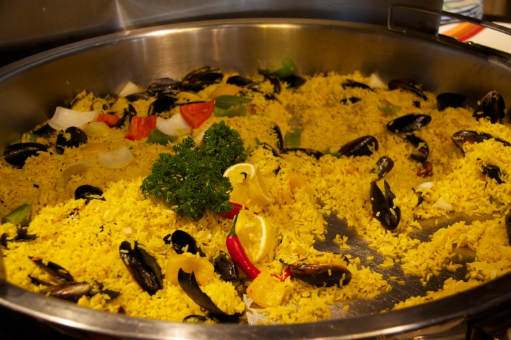 Marina Brunch Paella