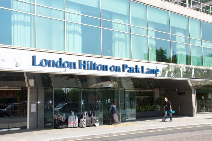 London Hilton Park Lane