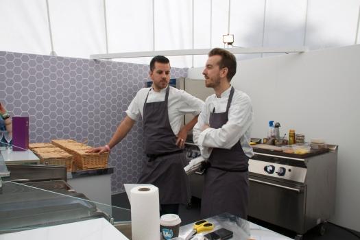Peter & Jonray Sanchez-Iglesias