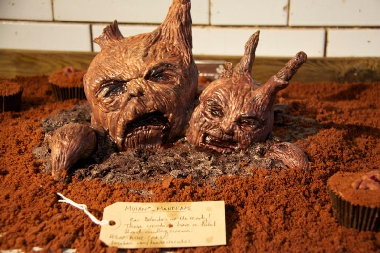 Mutant Mandrakes