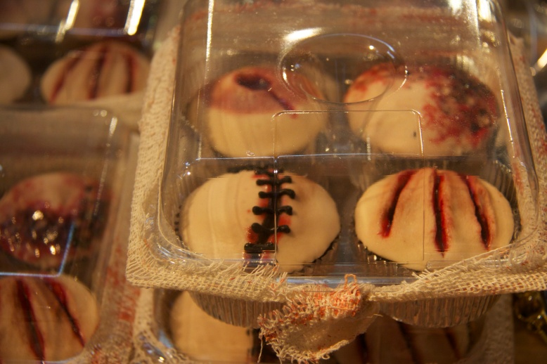 Wound cakes