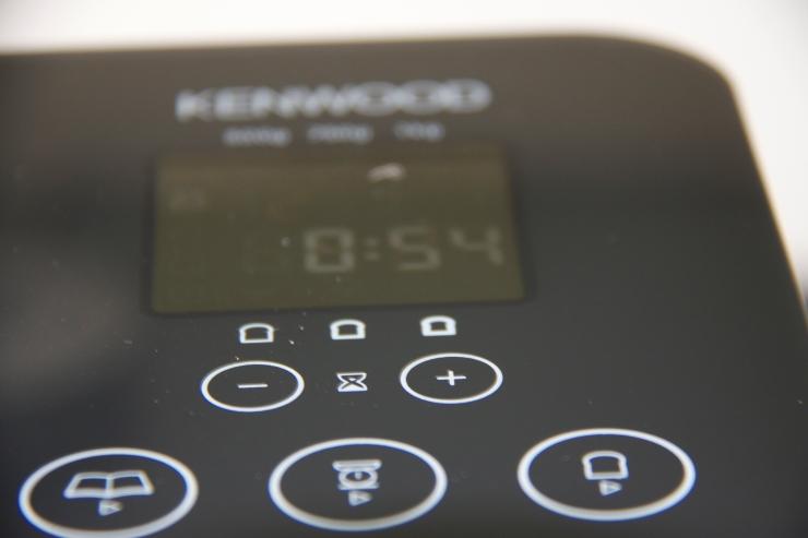 Touch Controls BM450