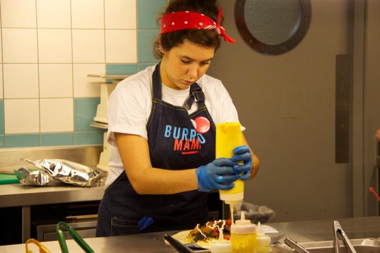 Making Buritto