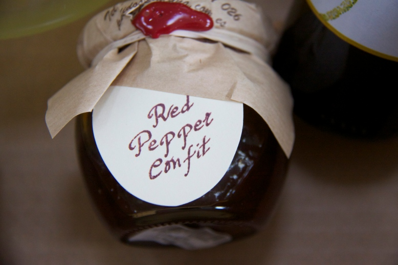 Red Pepper Confit