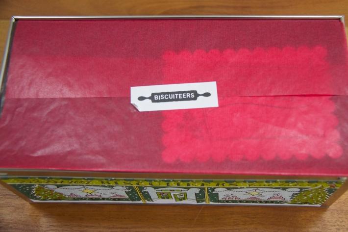 Biscuiteers Box