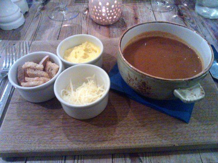 Gallivant Fish Soup