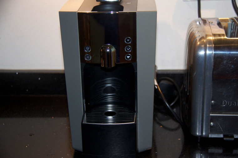 Verismo Coffee Machine