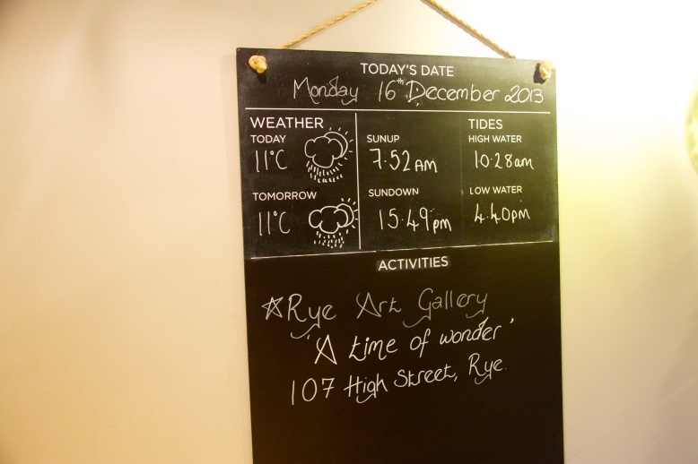 Today board