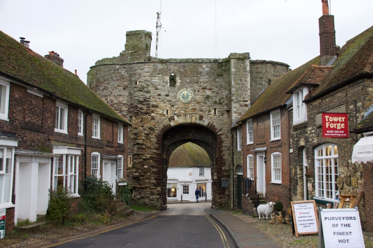 Rye Town Centre