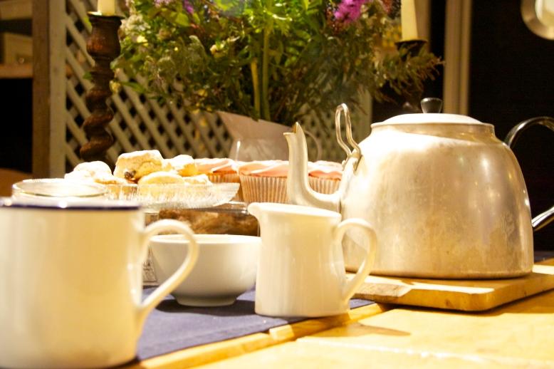 Teatime at the Gallivant 2