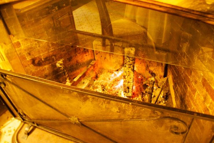 Gravetye fire