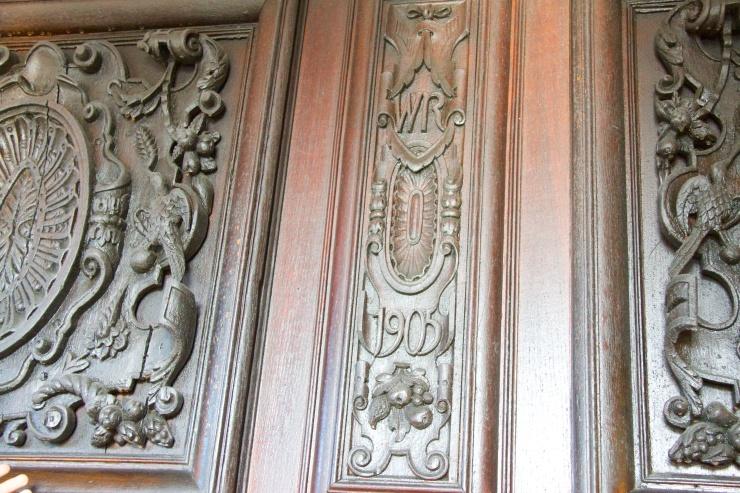 Fireplace Panel