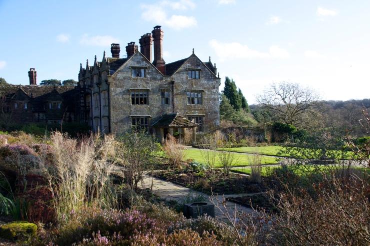 Gravetye and garden