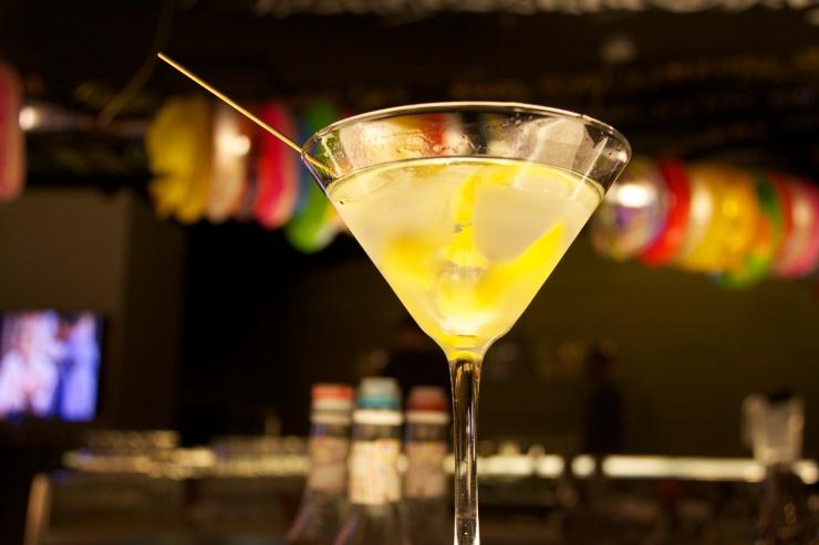 Martini, Hotel Mama, Istanbul
