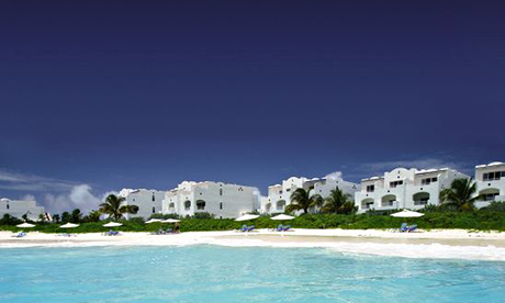 Cuisinart's Caribbean resort