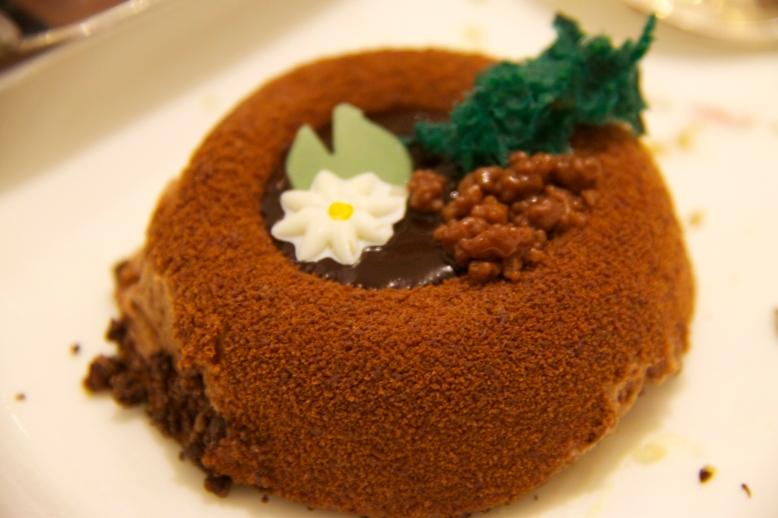 Manjari chocolate pond