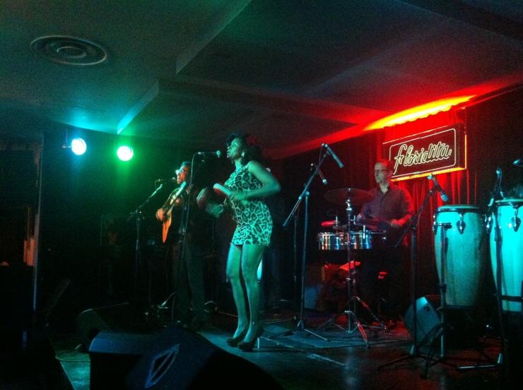 Live Band: Floridita