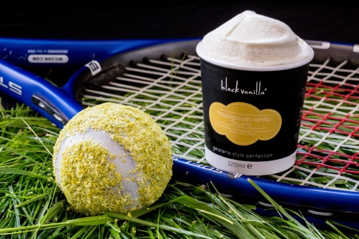 Coconut tennis balls