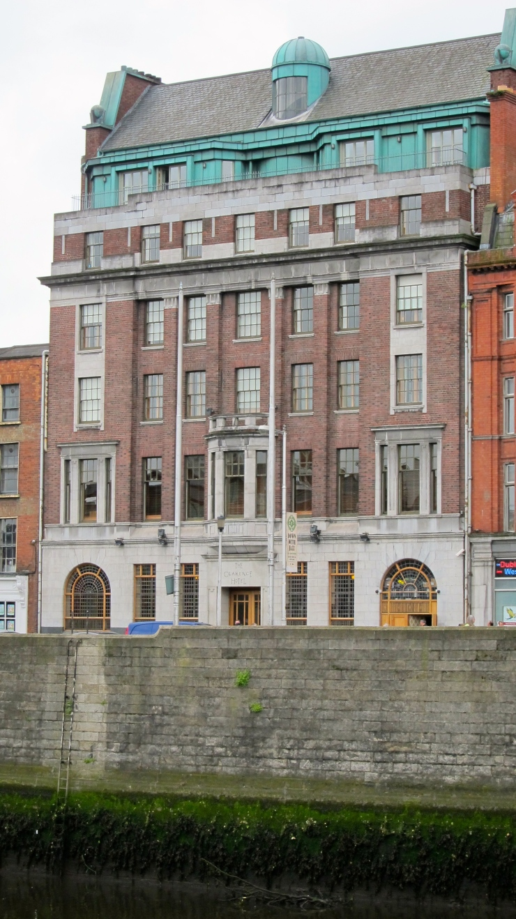 The Clarence Hotel, Dublin