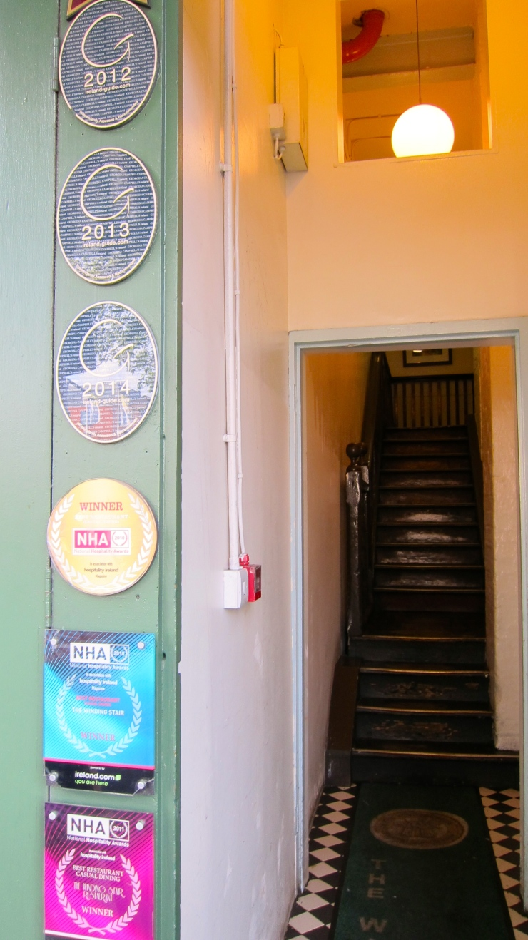The Winding Stair restaurant