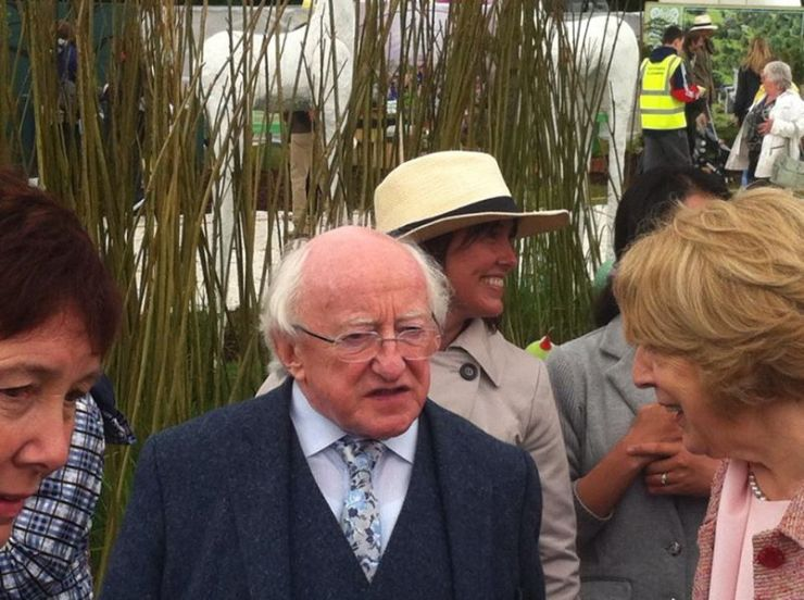 Irish President