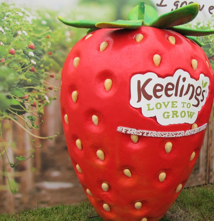 Keeling's Strawberries