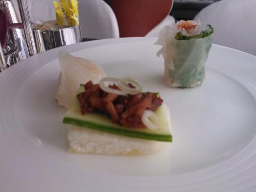 Asian Savoury Plate