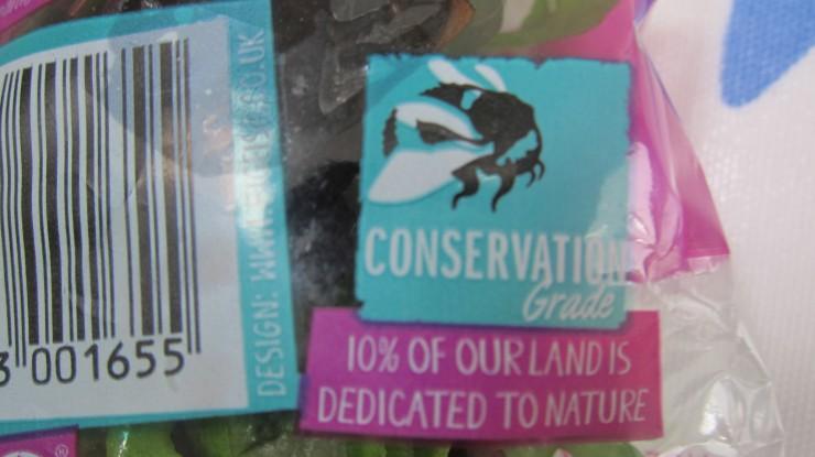 Steve's Leaves conservation