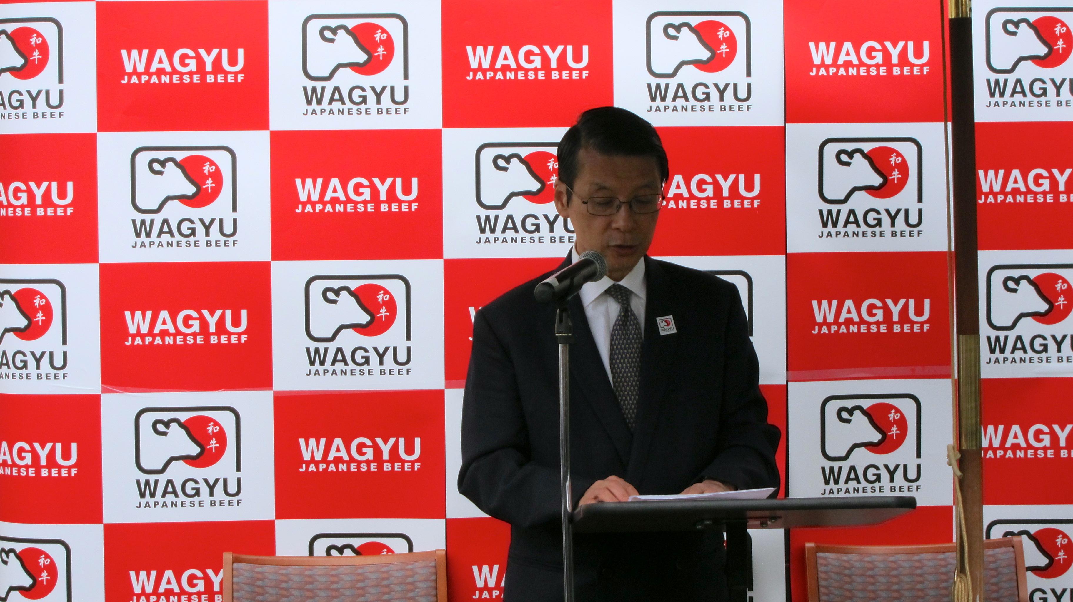 Keiichi Hayashi is Japan's ambassador to the UK