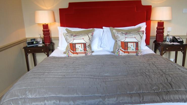 Japanese theme bedroom