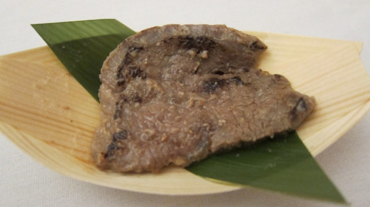 Japanese Wagyu Fillet with Shiokoji