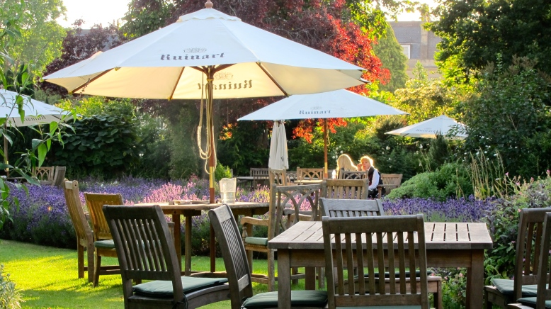 Royal Crescent Hotel Garden