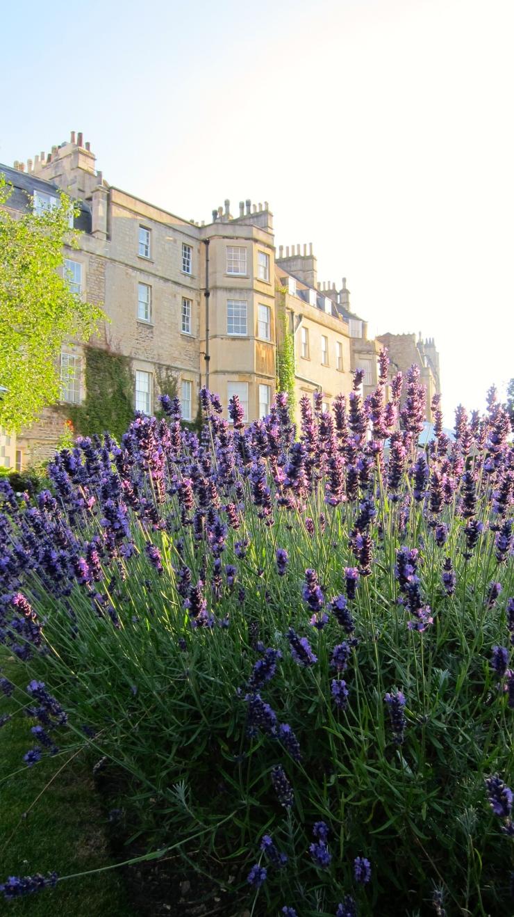 Lavender, Royal Crescent Hotel, Bath