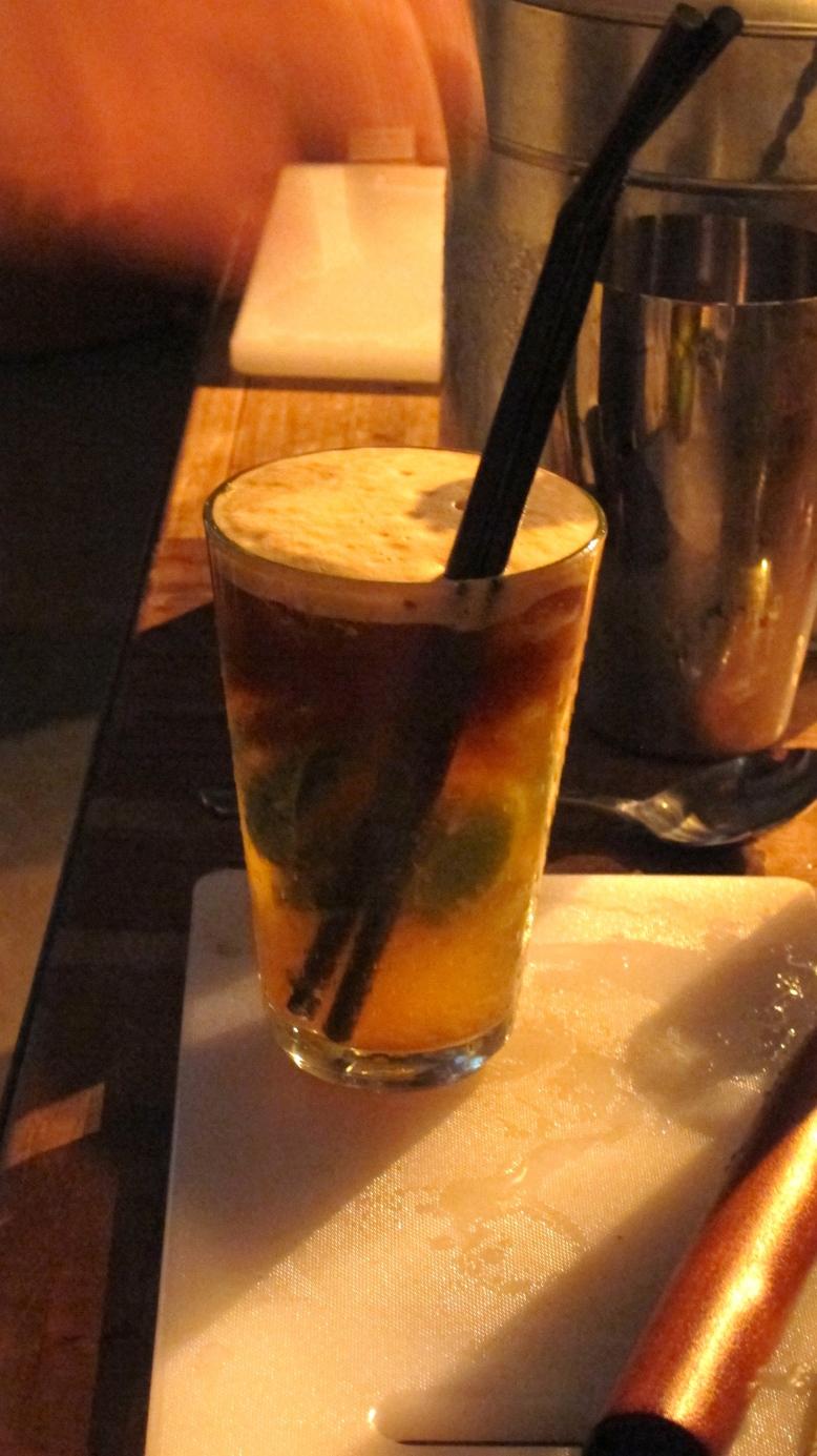Cubania Cocktail