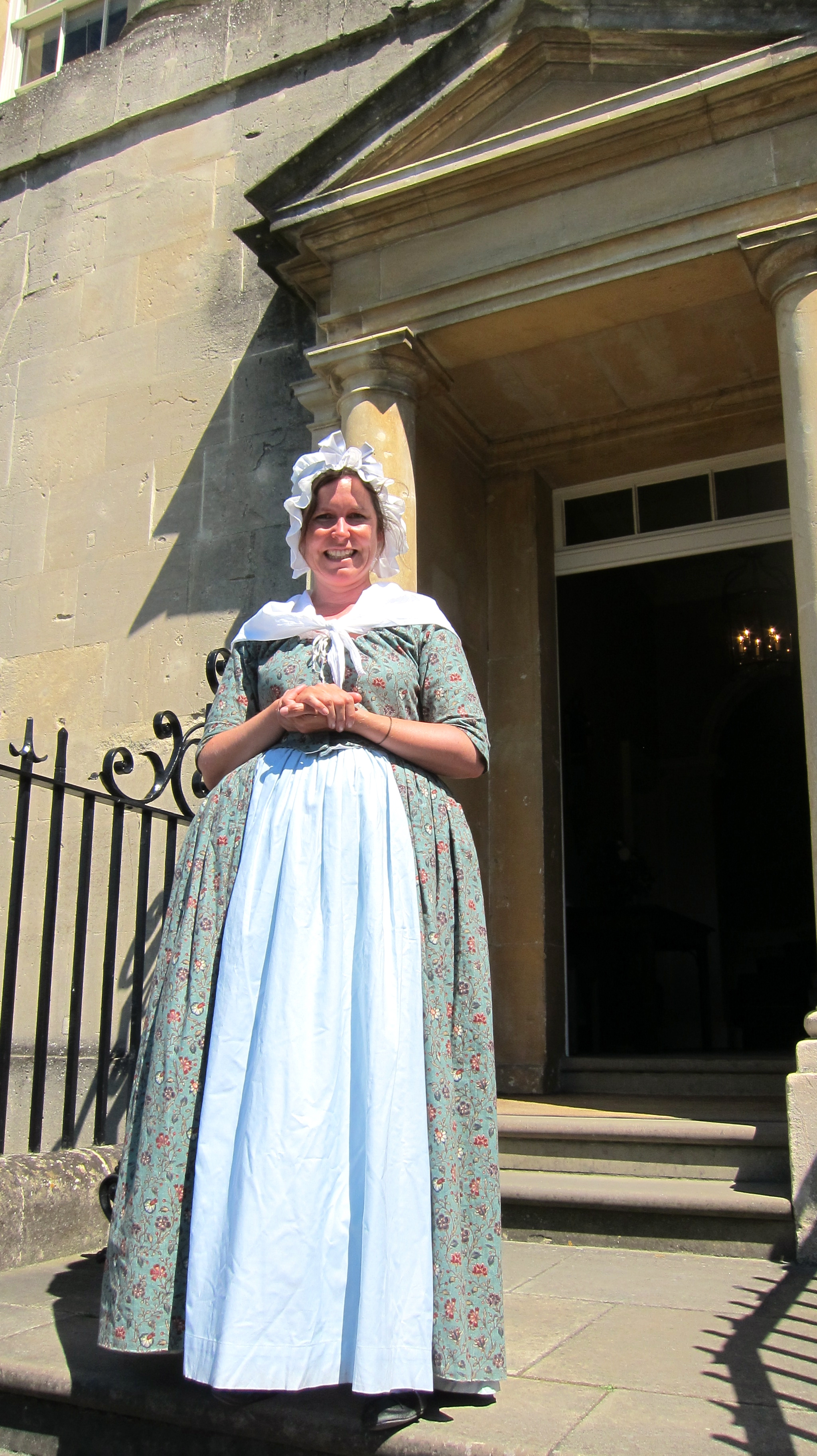 Head Housekeeper, Number One Royal Crescent