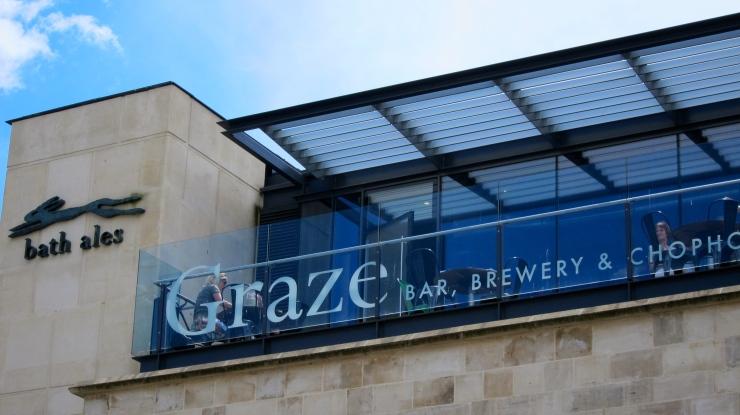 Graze, Bath Ales, Bath