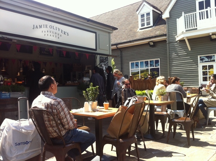 Jamie Oliver's Fabulous Feast Bicester Village