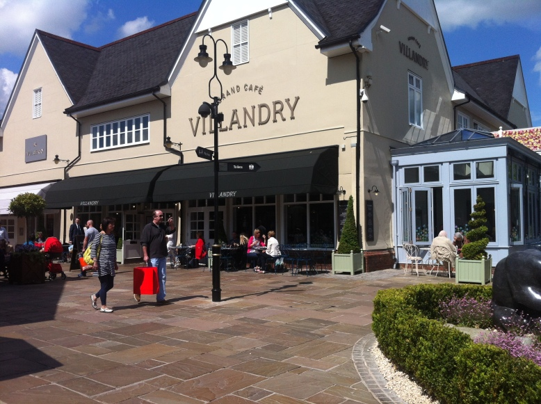 Villandry Grand Cafe, Bicester Village