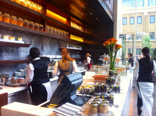 Coffee Shop at The Shangri-La