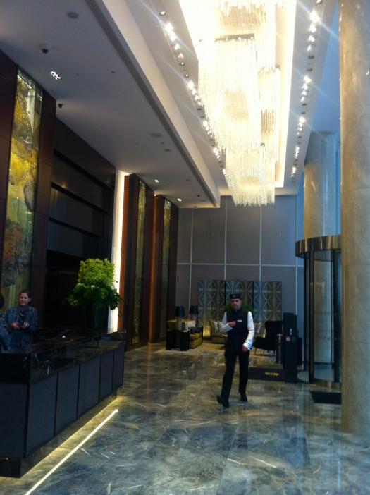 Shangri-La reception