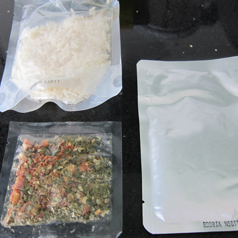 Nasa Goreng Kit Ingredients
