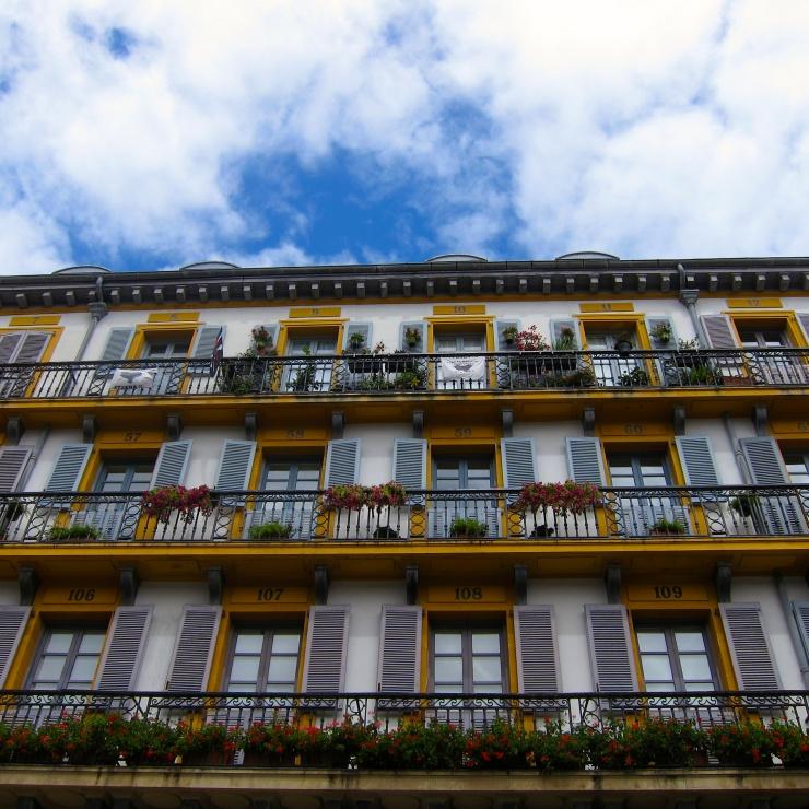 Constitution Square, San Sebastian